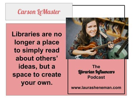 Flipping the Library: with Carson LeMaster