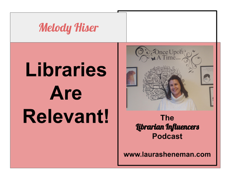 Librarians Play a Crucial Role in Student and Teacher Success: with Melody Hiser