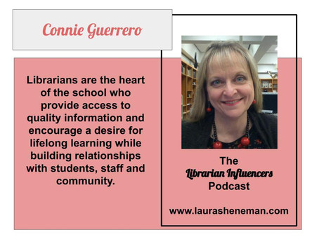 You Have the Best Job in the Building! with Connie Guerrero