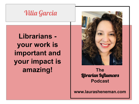 Your Classroom Is Everyone on Campus: with Vilia Garcia