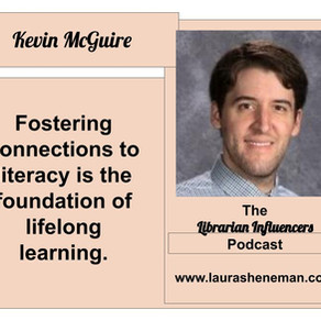 Foster Connections to Literacy: with Kevin McGuire