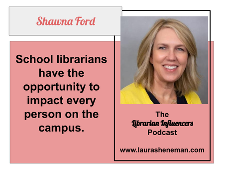 Librarians Empower Students : with Shawna Ford
