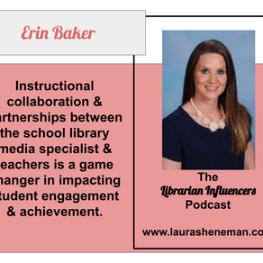 Instructional Collaboration & Partnerships Are a Game Changer : with Erin Baker