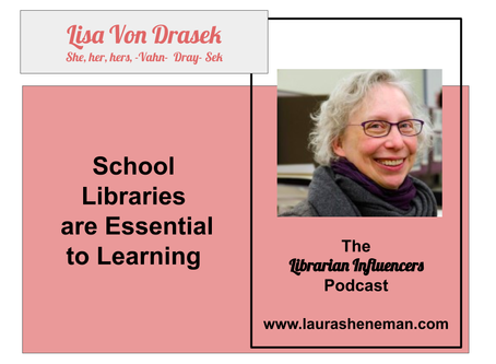 The Reading/Writing Connection in Libraries: with Lisa Von Drasek