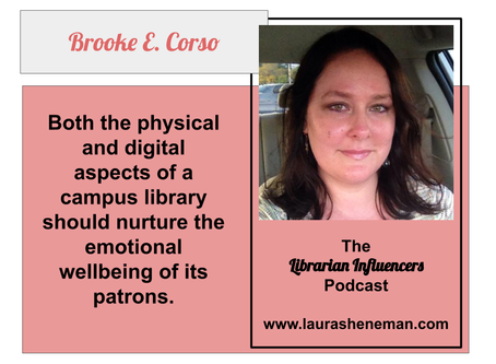A Living Library: with Brooke Corso