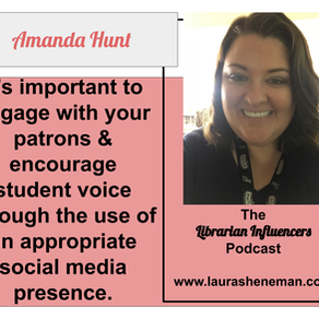 Encourage Student Voice with Social Media: with Amanda Hunt