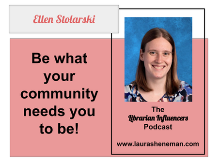 You Are There to Make Their Life Easier: with Ellen Stolarski