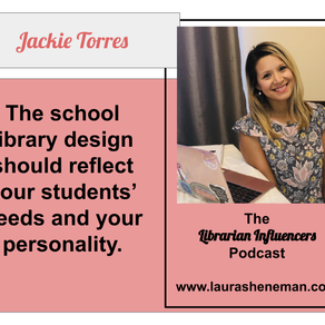 School Library Redesign: with Jackie Torres