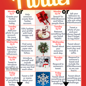 10 Days of Holiday Twitter - Part 2