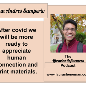 Start Making Plans Now for a Return to Campus : with Juan Andres Samperio
