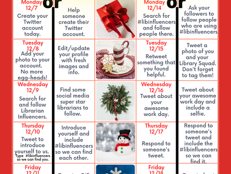 10 Days of Holiday Twitter: Part 3