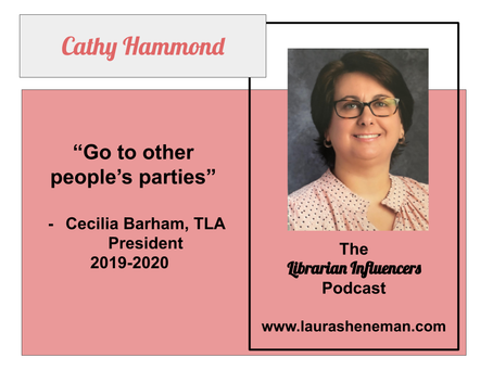 Spend Time Cultivating Relationships and Building Influence: with Cathy Hammond