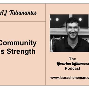 Community Gardens Build Community: with Arnulfo (AJ) Talamantes
