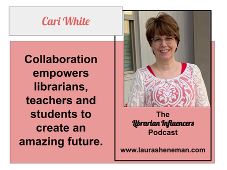 Collaboration Fosters Empowerment: with Cari White