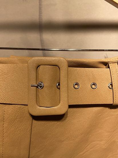 Jupe simili cuir FC5177 La Fée Maraboutée