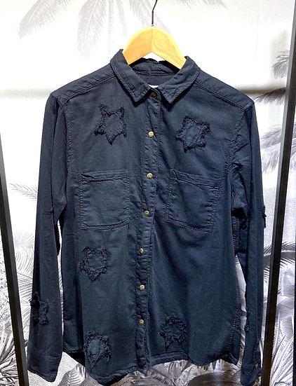 """Chemise esprit """"militaire"""" Shw2003 Five Jeans"""