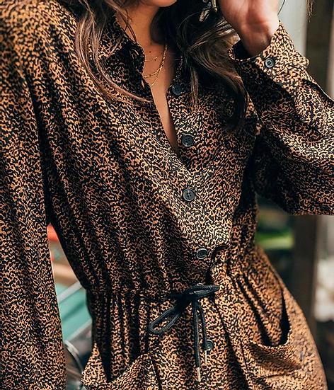 Robe chemise RICA Yuka