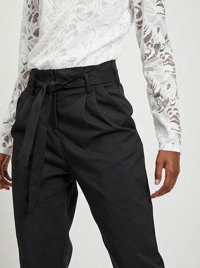 Pantalon taille haute Visofina VILA
