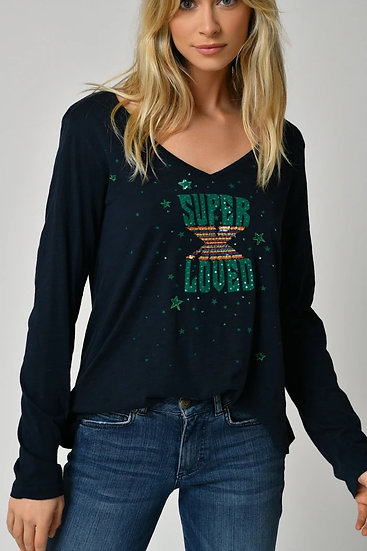 T-shirt Super Loved Five Jeans