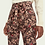 Thumbnail: Pantalon imprimé cachemire Scotch & Soda 159056