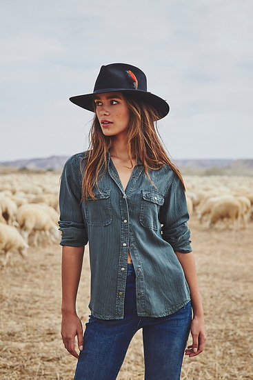 Chemises rayures SE2028 Five Jeans