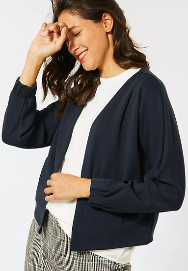 Veste jersey manches larges Street One