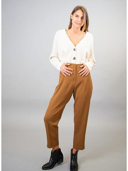 Pantalon 7/8 taille haute 5154 La Fée Maraboutée