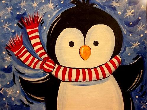 January 8, Thursday, Penguin, 6:30