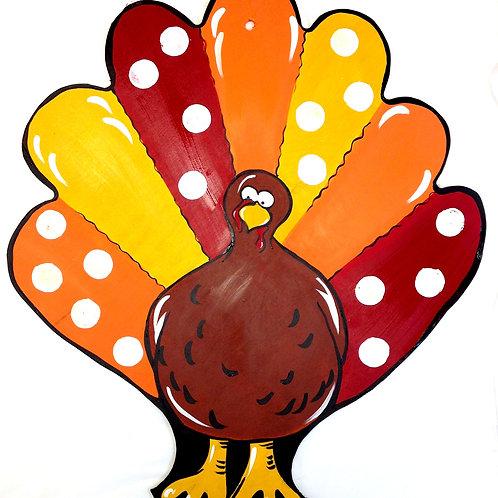 November 2, Monday, Turkey Door Hanger 5:30pm