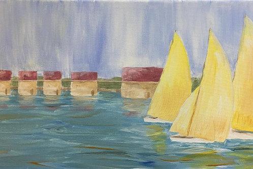 Saturday, July 17 Lake Murray Sail 6-8pm