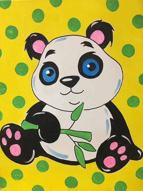 March 7, Saturday, Panda, 10:00