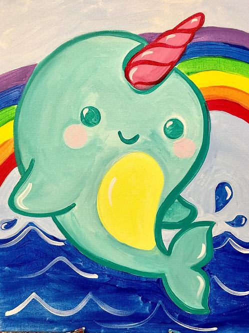 Tuesday, July 20 Narwhal 1-2:30