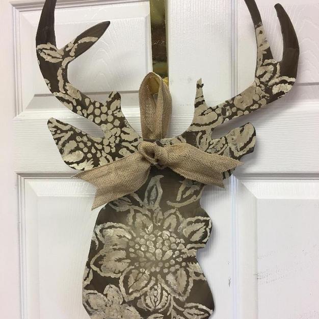 #86 Deer Head