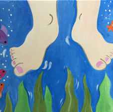 Fishy Toes