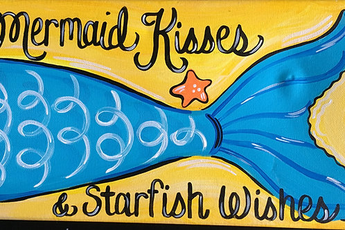 July 7, Tuesday, Mermaid Kisses, 1:00