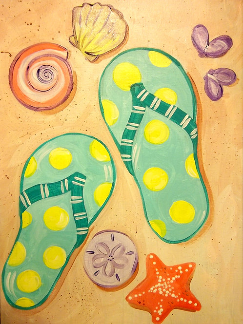 May 26, Tuesday, Flipflops, 2:00