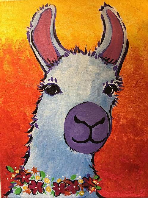 February 1, Saturday, Llama, 1:00