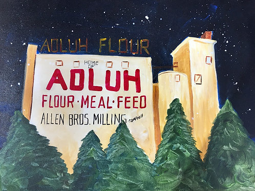 January 5, Tuesday, Adluh Flour, 6:00-8:00pm