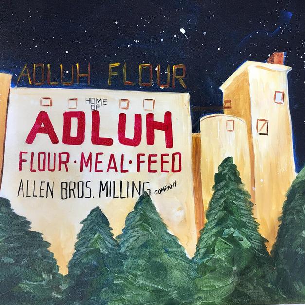 Adluh Flour Canvas