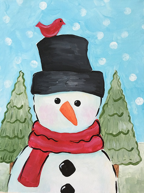 January 19, Tuesday, Quiet Snowman, 5:30-7:30pm