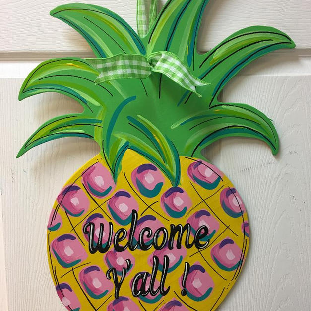 #39 Pineapple
