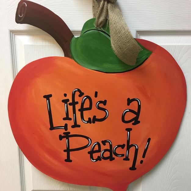 #38 Peach