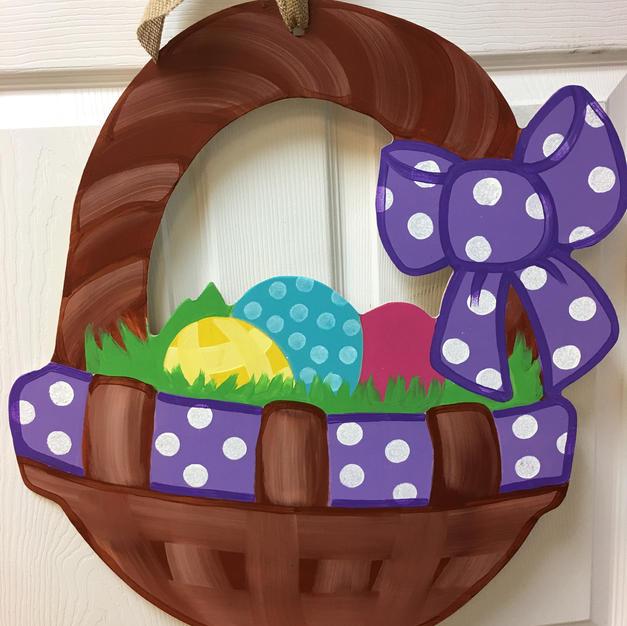Easter Basket #116