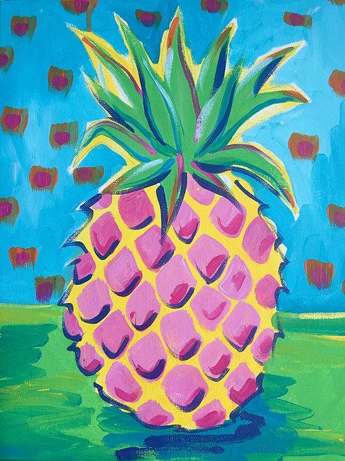 June 10, Wednesday, Wild Pineapple, 1:00
