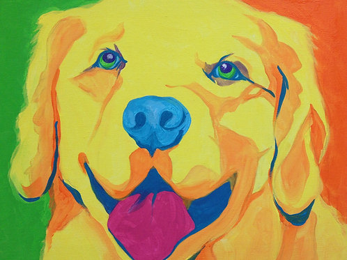 February 26, Friday, Paint Your Pet Night, 5:30-7:30pm