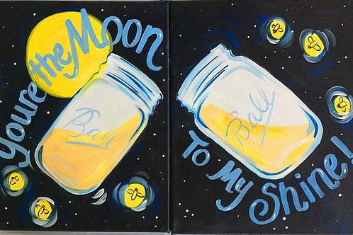 February 19, Moonshine Date Night, Friday 6-8pm