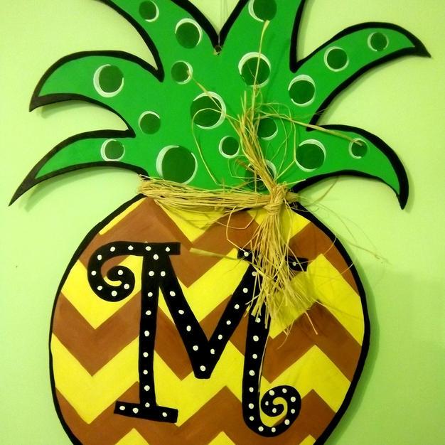 #39 Pineapple (example 2)