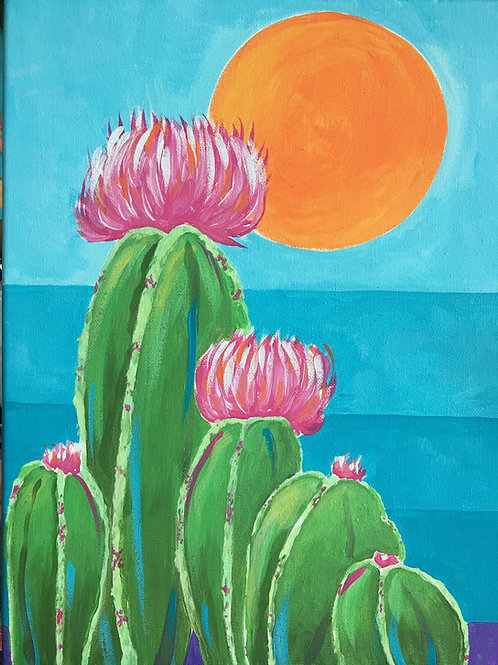 Friday, July 9 Cactus Blooms 6:30-8:30