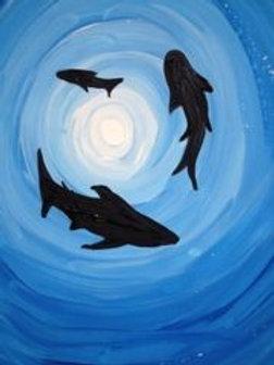 Tuesday, July 6 Sharks Circling 1-2:30pm
