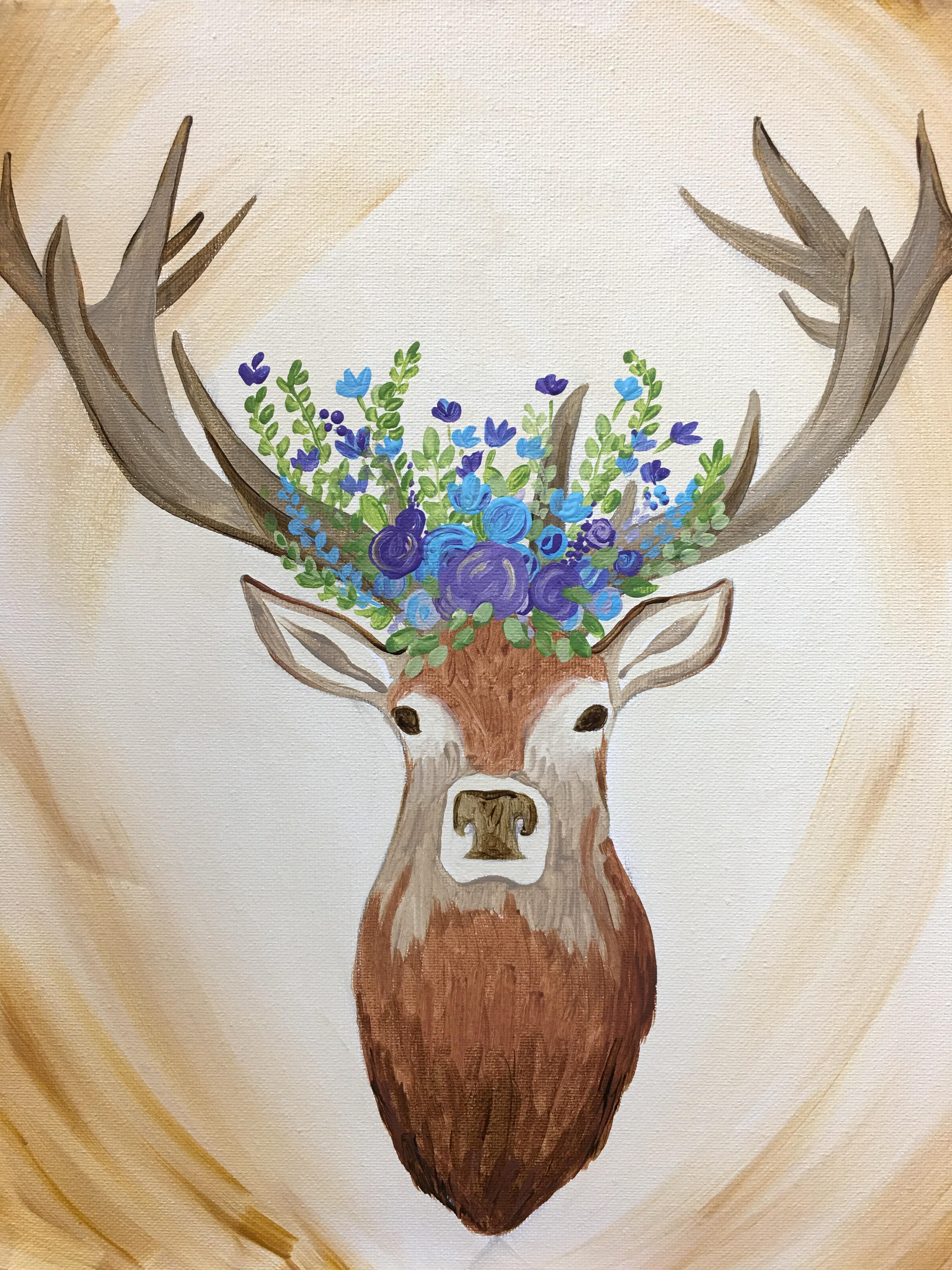 deerbouquet